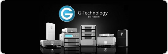 G-Technology Media Drives