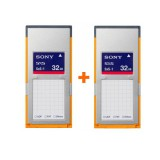 Sony SxS Memory Card 32GB Twin Pack