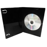 DVD Case Black (100pk)