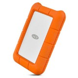 LaCie 1TB Rugged USB-C Portable Hard Drive STFR1000800
